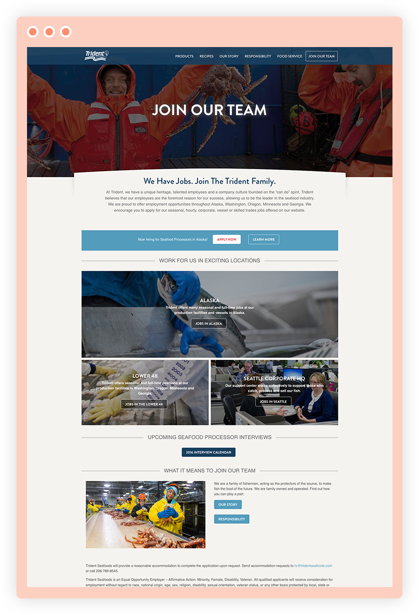 benjamin mouch trident website jobs